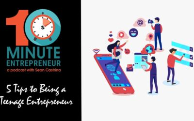 Ep 324: 5 Tips to being a Teenage Entrepreneur